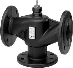 3-Wege-Ventil VXF31.100-124, PN10