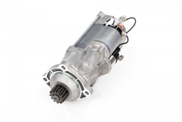 Starter 7,8 kW, 24V, Flansch 89 mm, 12 Zähne