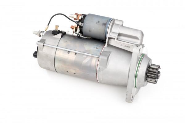Starter 7,8 kW, 24V, Flansch 92 mm, 11 Zähne