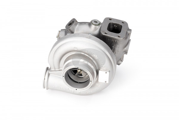 exhaust gas turbocharger 50/60 Hz