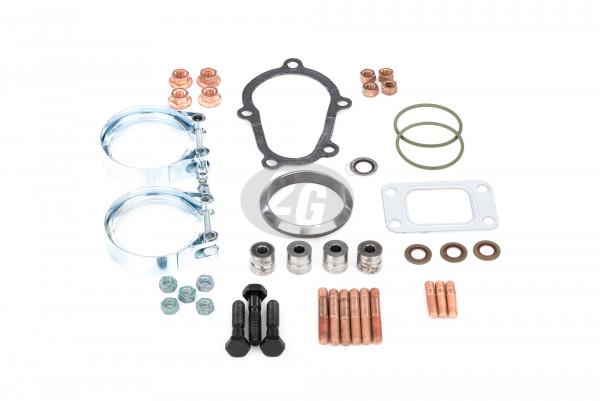 gasket set assembly for turbocharger