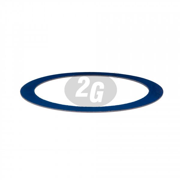 Flanschdichtung DIN 2690-DN200, PN10/16, 220x273x2 mm