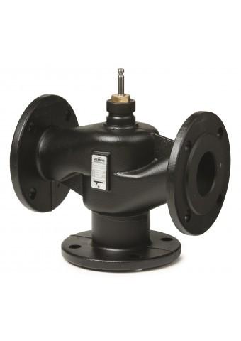3-way valve VXF40.100-124,DN100,PN16,kvs 124m3/h,Fl