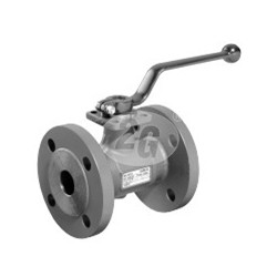ball valve 160100, pmax 16bar