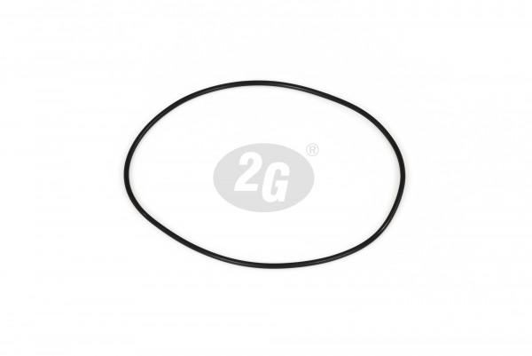 O-Ring DN80 Gas Filter black